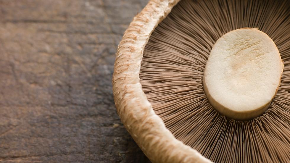 Portabello Mushrooms (£/200g)