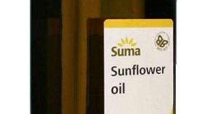 Suma Sunflower Oil 500ml (£/each)