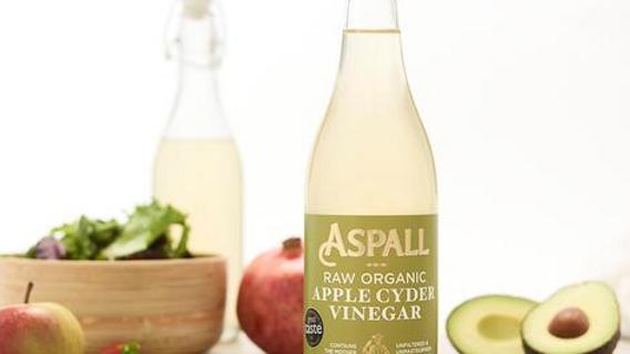 Aspall Raw Organic Apple Cyder Vinegar 350ml (£/each)