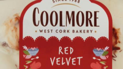 Coolmore Red Velvet Cake 400g (£/each)