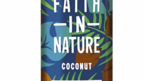 Faith in Nature - Body Wash - 400ml - Coconut (£/each)