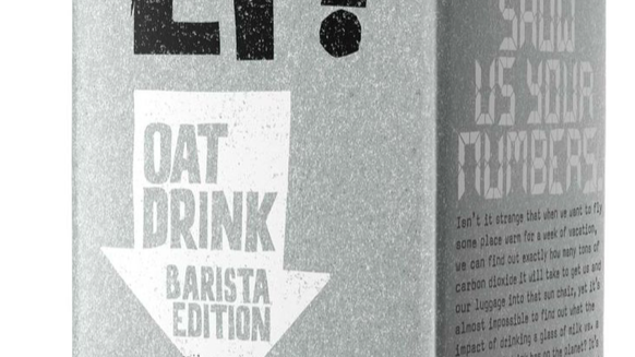 Oatly Fresh Oat Drink Barrister Edition 1 litre (£/each)