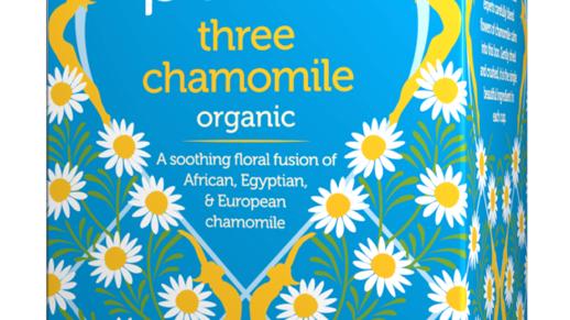 Pukka Teas - Three Chamomile Organic 20 Tea Sachets (£/pack)