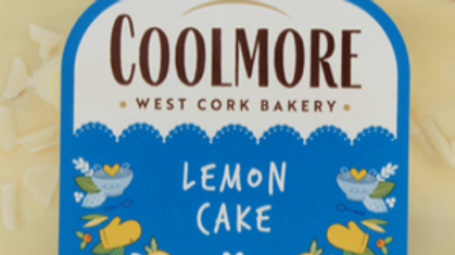 Coolmore Lemon Cake 400g (£/each)