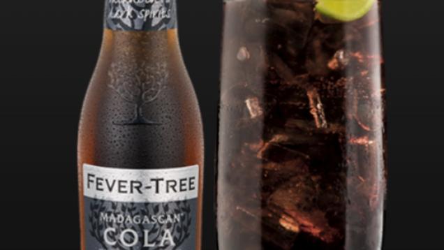 Fever Tree Madagascan Cola 500ml (£/each)