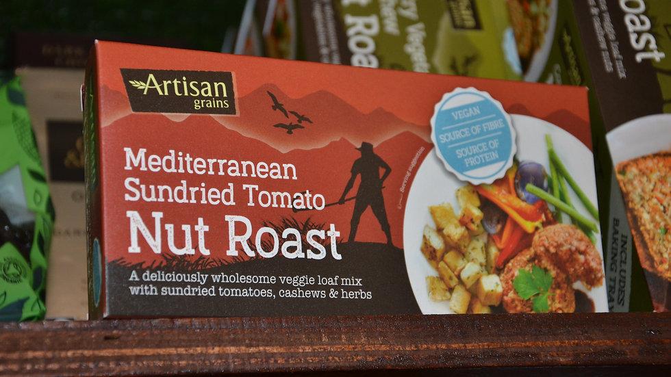Artisan Grains Mediterranean Sundried Tomato Nut Roast (£/each)