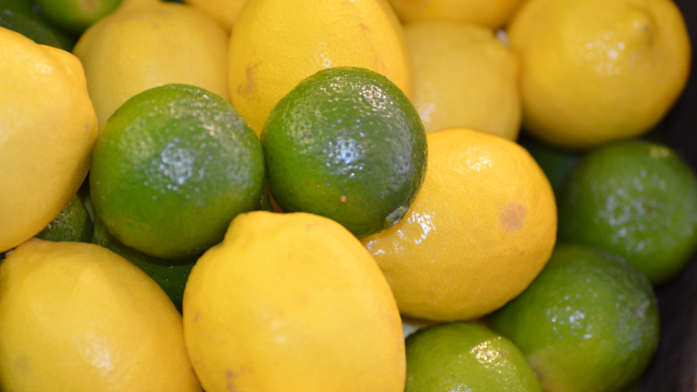 Lemons (£/each)