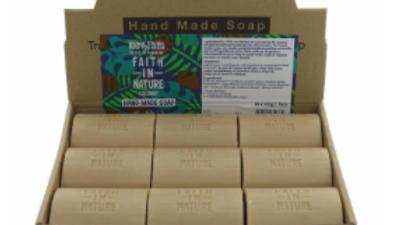 Faith in Nature - Loose Soap Bar 100 grams - Coconut (£/each)