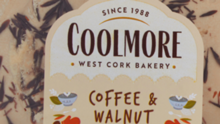 Coolmore Coffee & Walnut Cake 400g (£/each)