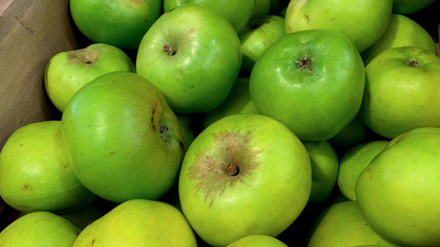 Bramley Cooking Apples (£/500g)
