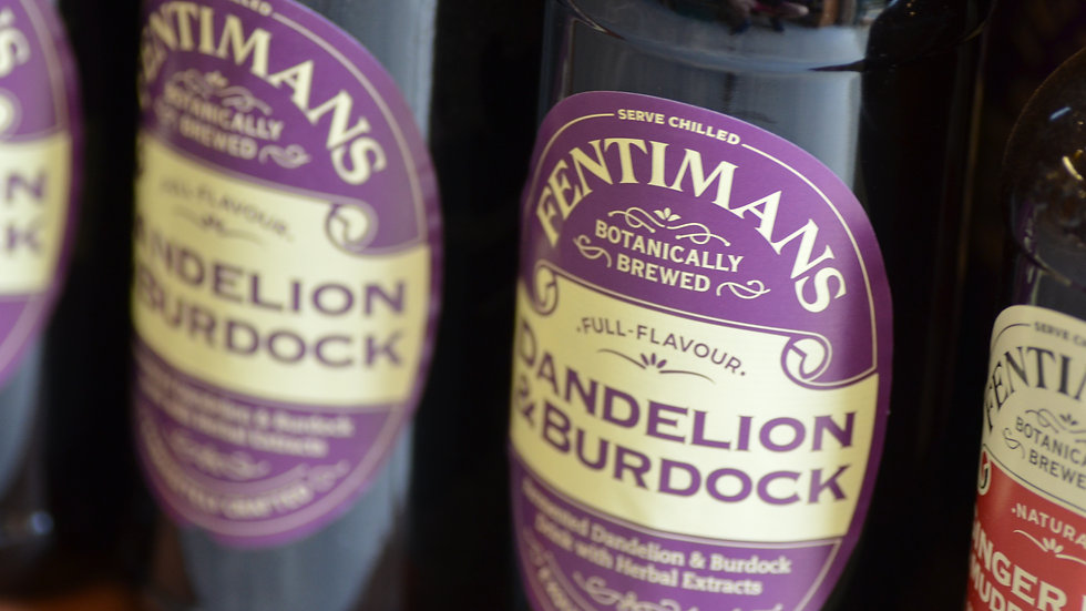 Fentimans Botanically Brewed Dandelion & Burdock 750ml (£/each)