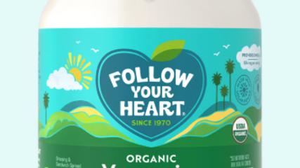 Follow Your Heart Organic Vegenaise 340g (£/each)