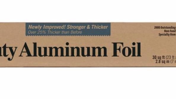 If You Care Heavy Duty Aluminium Foil 7 metres (£/each)