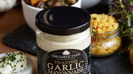 The Garlic Farm Toasted Garlic Mayonnaise 240g (£/each)