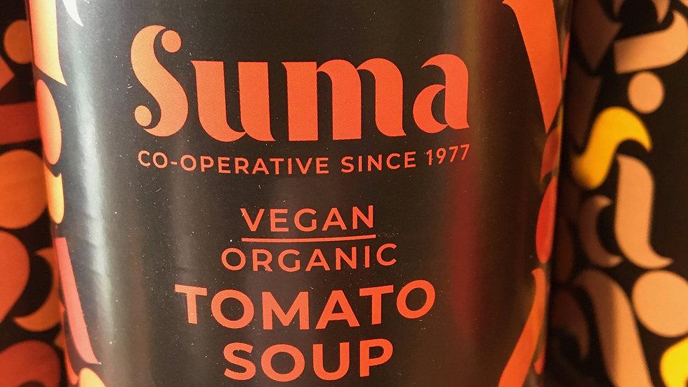 Suma Organic & Vegan Tomato Soup 400g (£/each)
