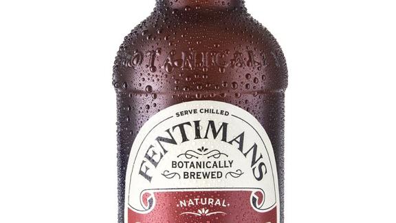 Fentimans Botanically Brewed Ginger Beer & Muddled Lime 500ml (£/each)