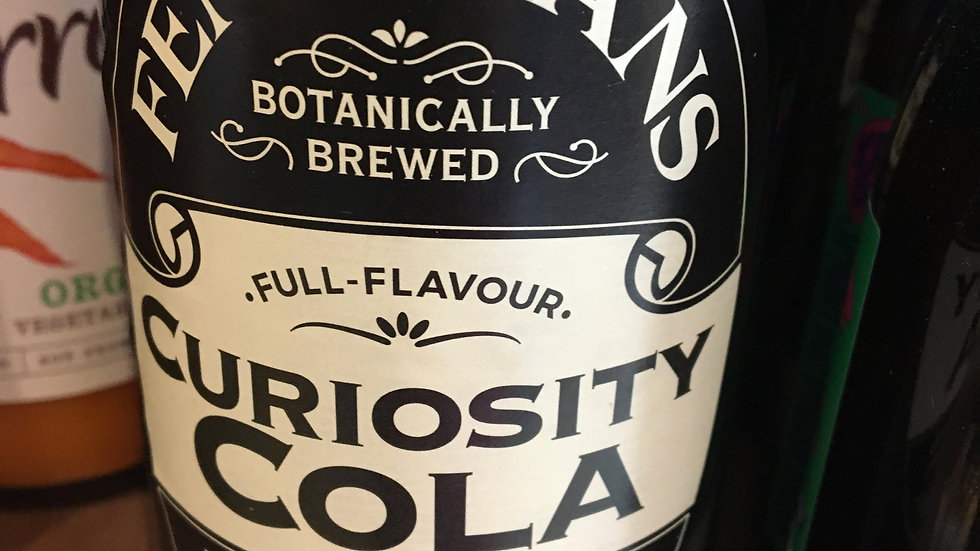 Fentimans Botanically Brewed Curiosity Cola 750ml (£/each)