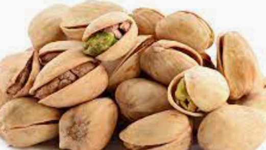 Dispensed Organic Roasted & Salted Pistachio Nuts (£/100g)