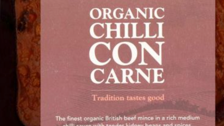 Pegoty Hedge Organic Chilli Con Carne 320g (£/each)