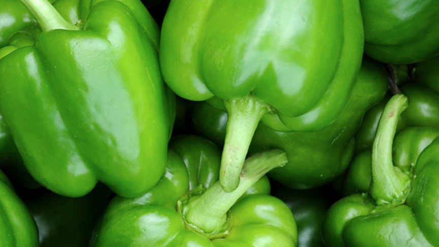 Peppers Green Large (£/each)