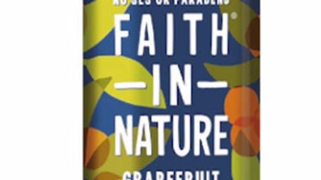 Faith in Nature - Body Wash - 400ml - Grapefruit & Orange (£/each)