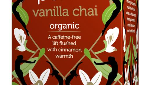 Pukka Teas - Vanilla Chai - 20 Tea Sachets (£/pack)