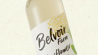 Belvoir Farm Elderflower Cordial 500ml (£/each)
