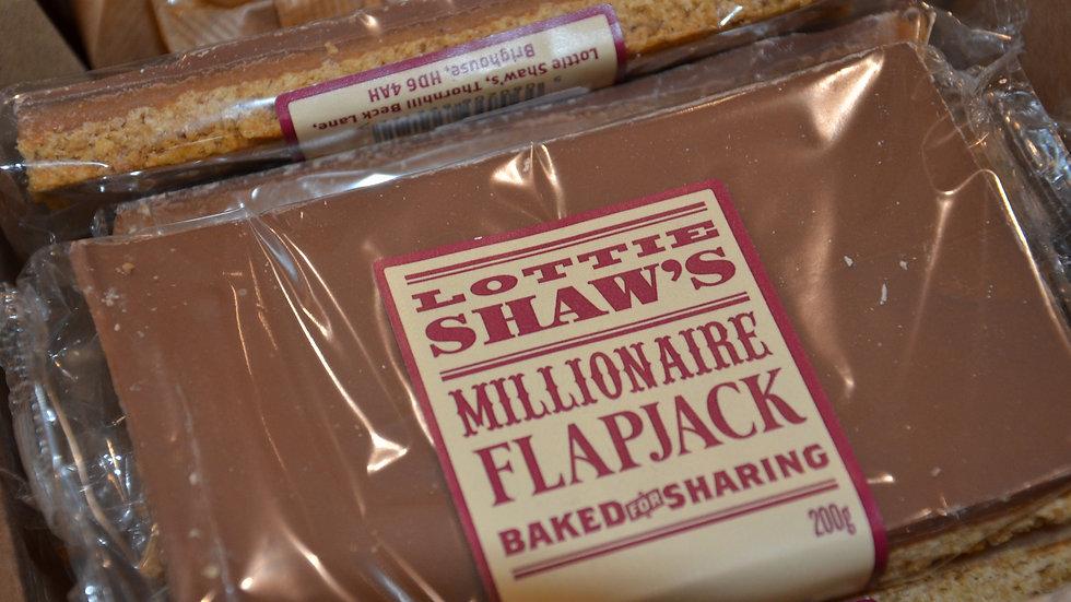 Lottie Shaw's - Millionaire Flapjack (£/each)