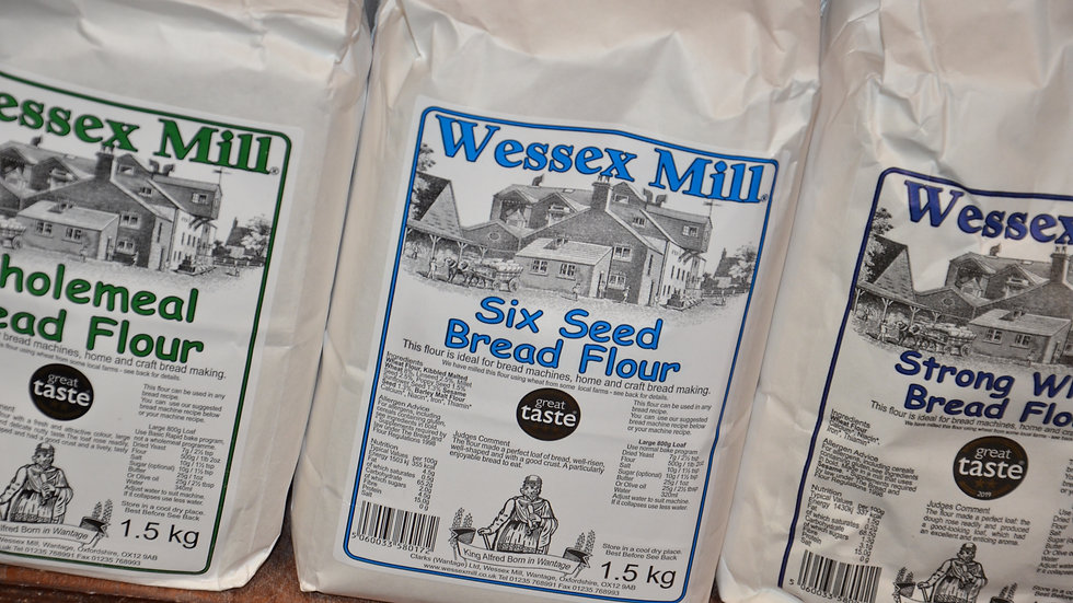 Wessex Mill - Six Seed Bread Flour (£/each)