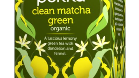 Pukka Teas - Clean Matcha Green Tea - 20 Tea Sachets (£/pack)