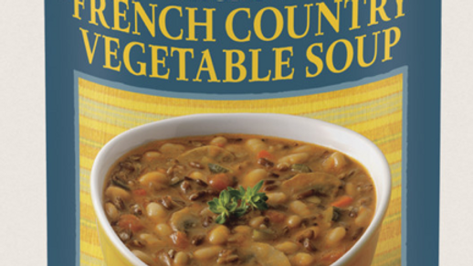Amy's Kitchen Organic, Vegan & Gluten Free Country Vegetable Soup 408g (£/each)