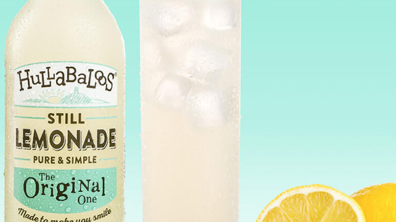 Hullabaloos Still Lemonade The Original One 750ml (£/each)