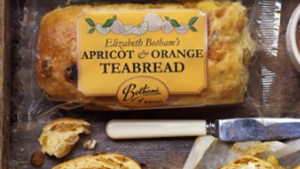 Botham's of Whitby Apricot & Orange Teabread 280g (£/each)