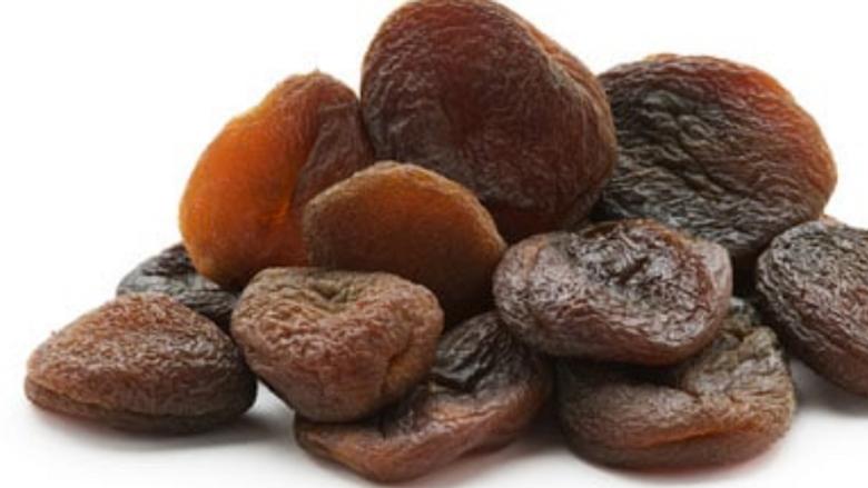 Dispensed Organic Dried Unsulphured Apricots (£/100g)