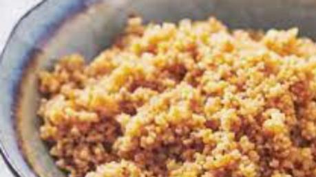 Dispensed Organic Bulgur Wheat (£/100g)