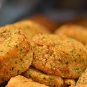 Fishcakes, pies & savoury snacks