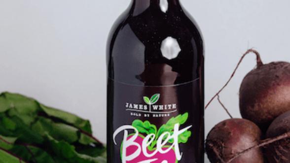 James White Organic Beetroot Juice 750ml (£/each)