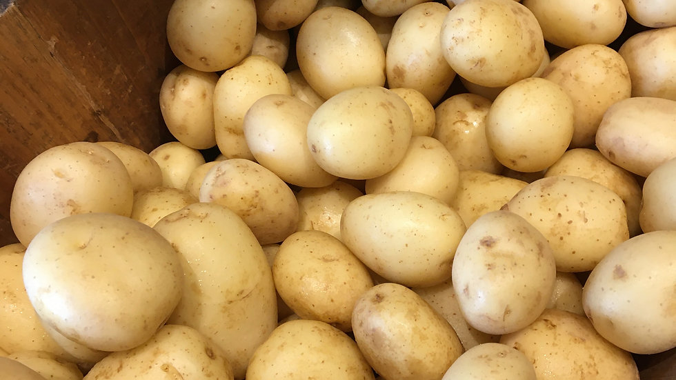 Baby Washed Potatoes (£/500g)