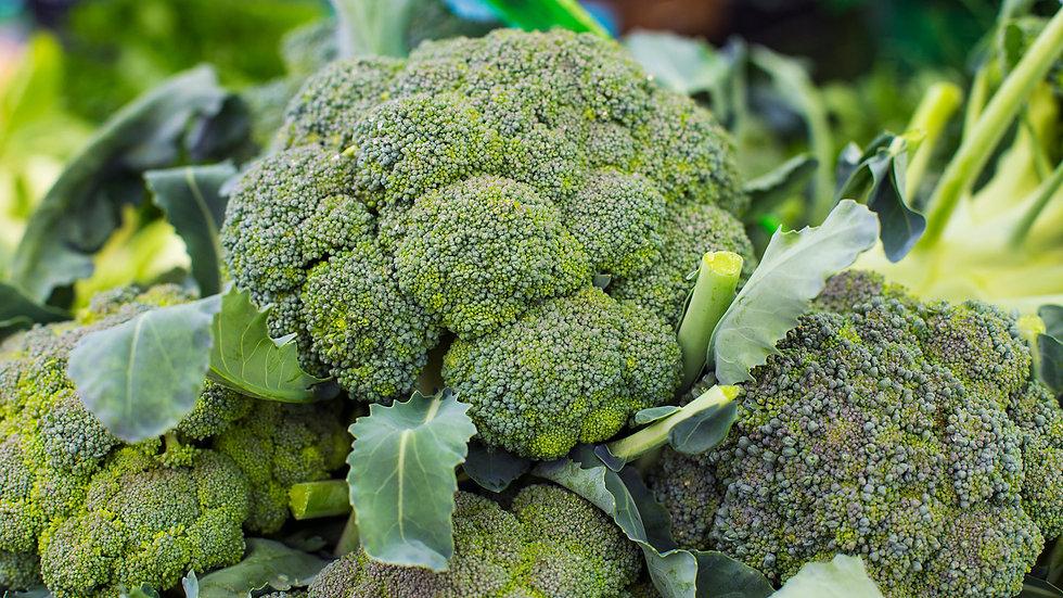 Broccoli (£/kg)