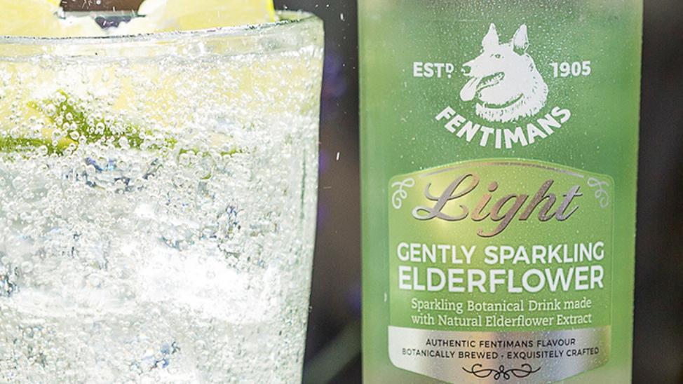 Fentimans Botanically Brewed Light Gently Sparkling Elderflower 750ml (£/each)