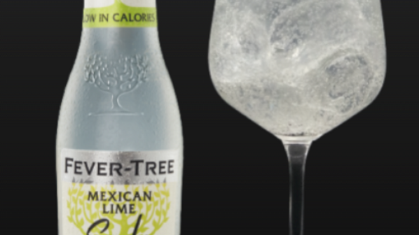 Fever Tree Mexican Lime Soda 500ml (£/each)