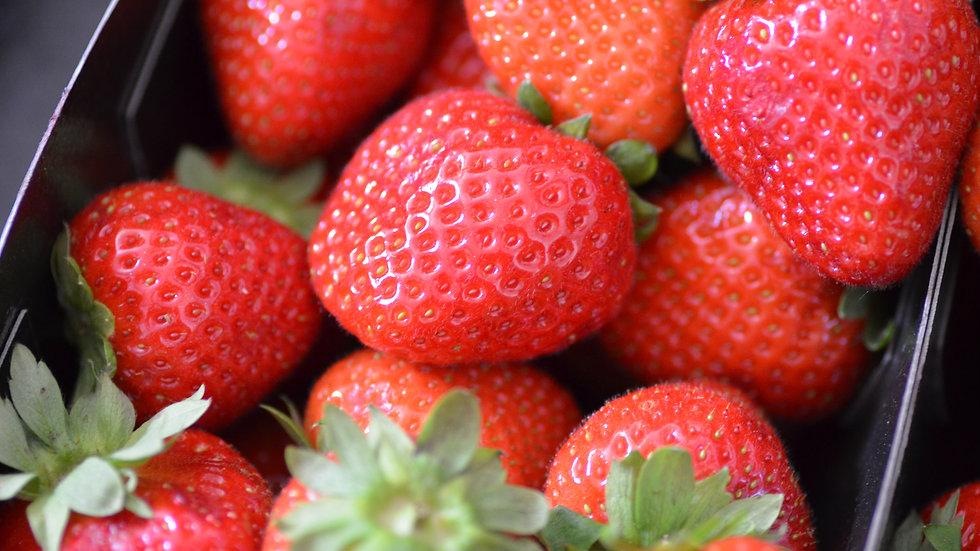 Strawberries (£/punnet)