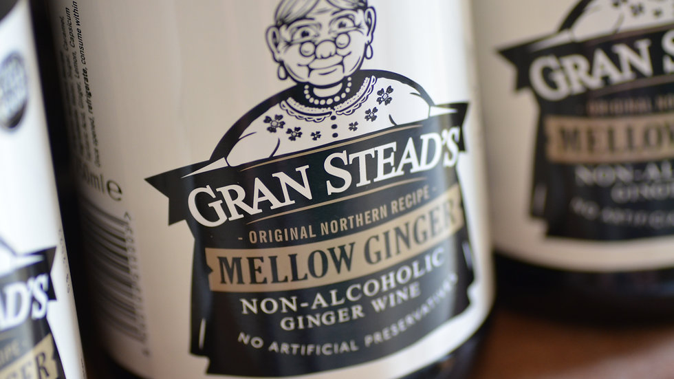 Gran Stead's Mellow Ginger 750ml (£/each)