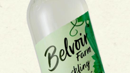 Belvoir Farm Sparkling Cucumber & Mint 750ml (£/each)