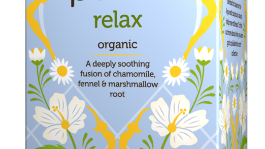 Pukka Teas - Relax - 20 Tea Sachets (£/pack)
