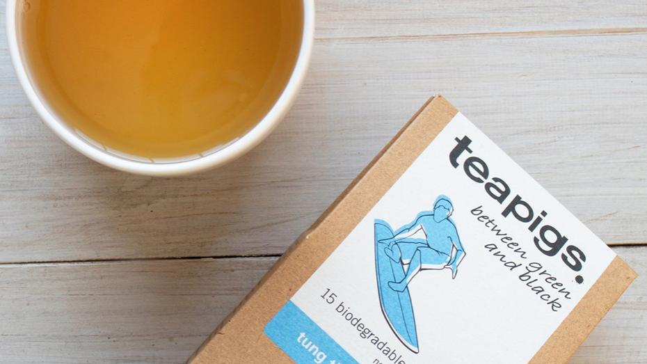 Teapigs - Tung Ting Oolong Tea - 15 Tea Temples (£/pack)