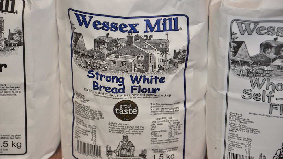 Wessex Mill - Strong White Bread Flour (£/each)