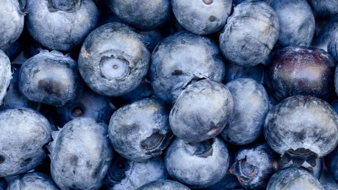 Blueberries (£/punnet)