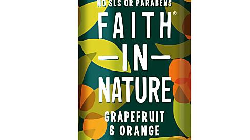 Faith in Nature - Shampoo - 400ml - Grapefruit & Orange (£/each)