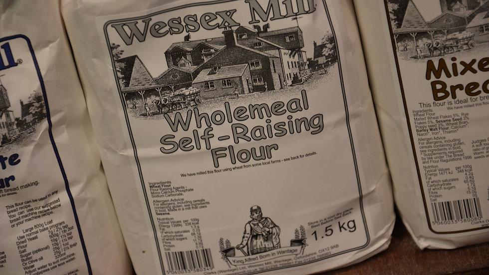 Wessex Mill - Wholemeal Self-Raising Flour (£/each)
